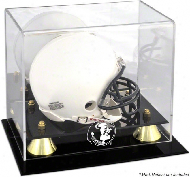 Florida State Seminoles Golden Classic Logo Mini Helmet