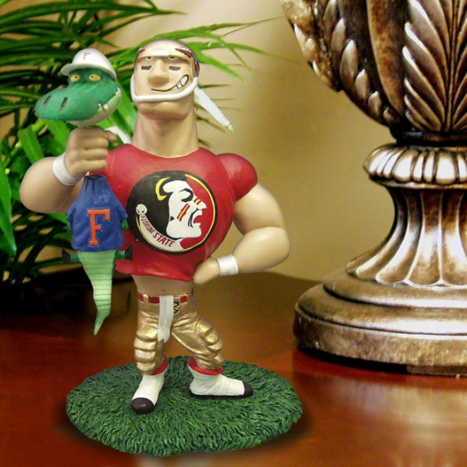 Florida State Seminoles Lester Single Suffocate Competition Figurine