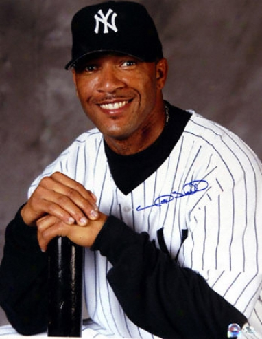 Gary Sheffield New York Yankees 16x20 Autogra;hed Photograph