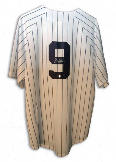 Graig Nettles New York Yankees Autographed White Majestic Jersey