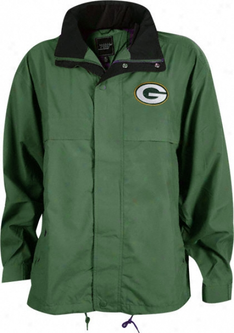 Green Bay Packers Classic Jacket