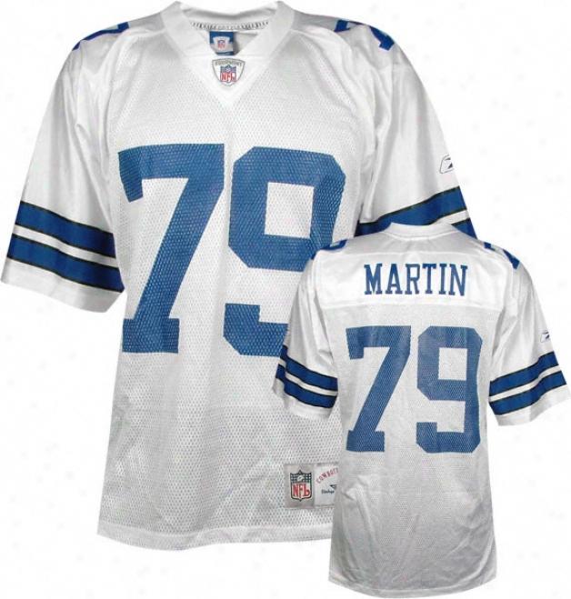 Harvey Martin Reebok Nfl Replica Throwback Dallas Cowboys Jersey