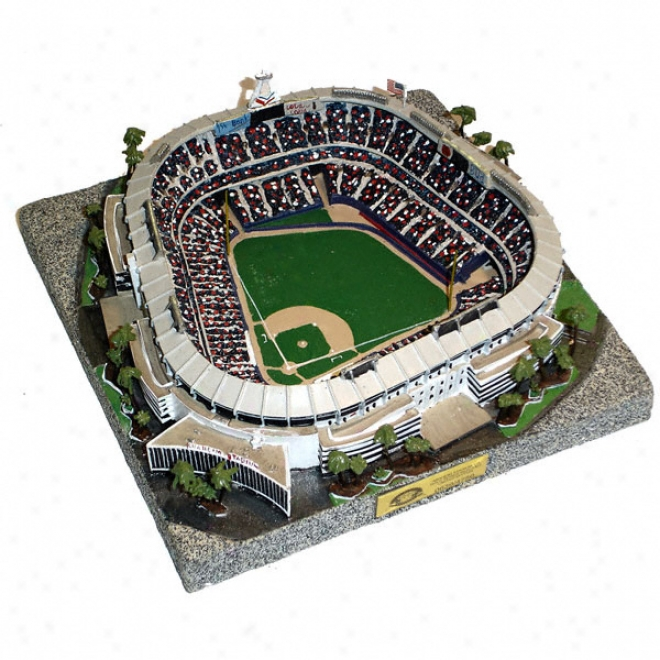 Historic Anaheim Stadium Replica - Gold Series