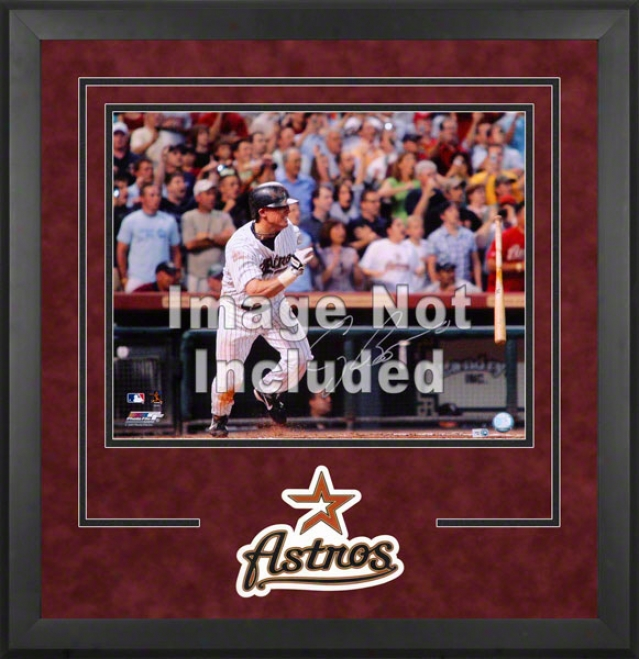Houston Astros Deluxe 16x20 Horizontal Photograph Frame