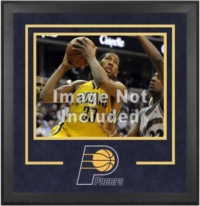 Indiana Pacers 16x20 Horizontal Setup Frame Witn Team Logo