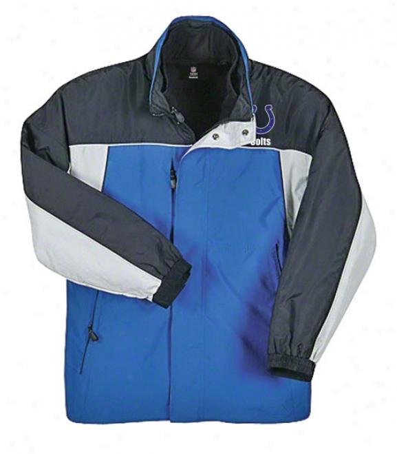 Indianapolis Colts Jacket: Reebok Teton Jacket