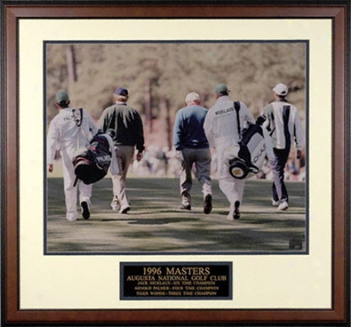 Jaack Nicklaus Framed 16x20 Unsigned Photograph