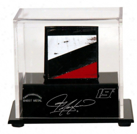 Jeremy Mayfield Small Display Case With Sheet Metal