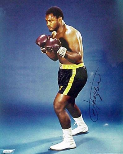 Joe Frazier Autographed Photograph