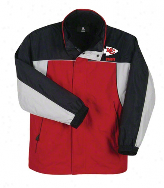 Kansas City Chiefs Jacket: Reebok Teton Jacket