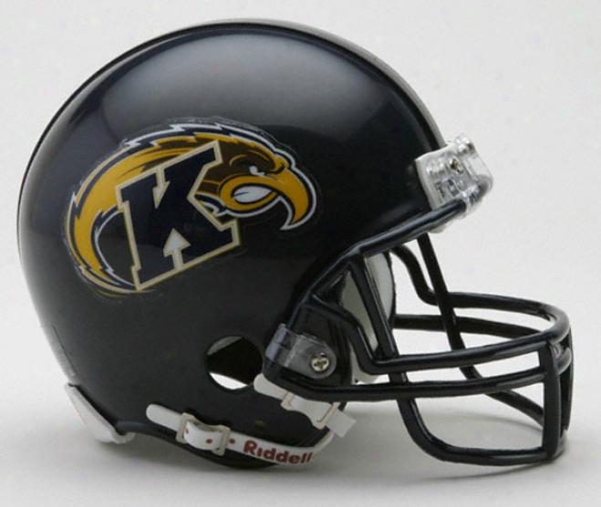 Kent State Golden Flashes Riddell Mini Helmet