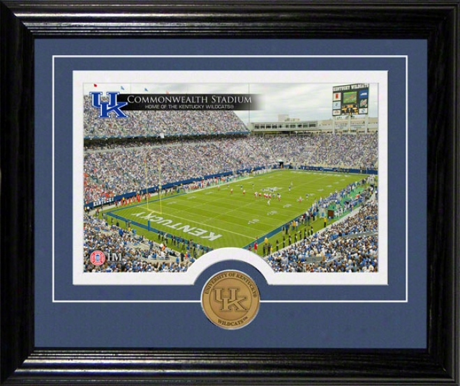 Kentucky Wildcats Commonwealth Stadium Desktop Photograph