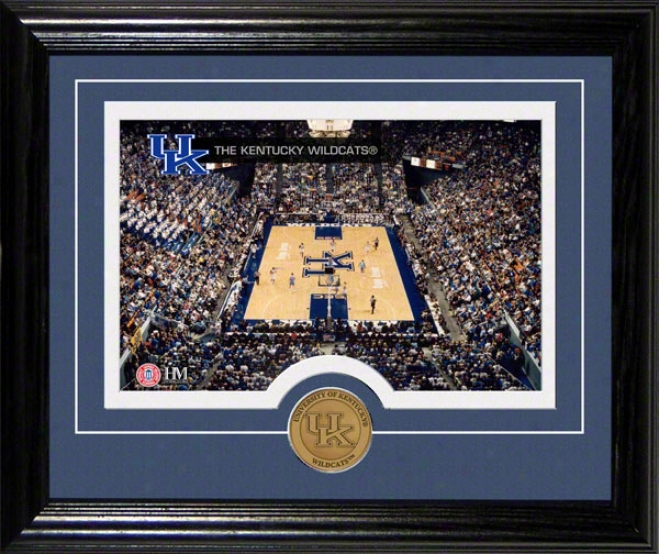Kentucky Wildcats Rupp Arena Desktop Photograph