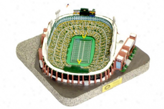 Lambeau Field Stadium Replica - Gold Series