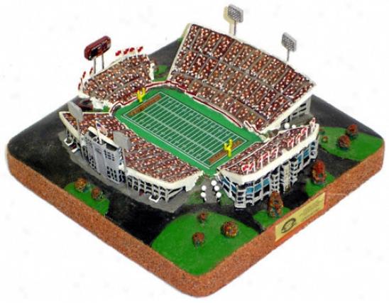 Lane Stadium Replica - Gold Series