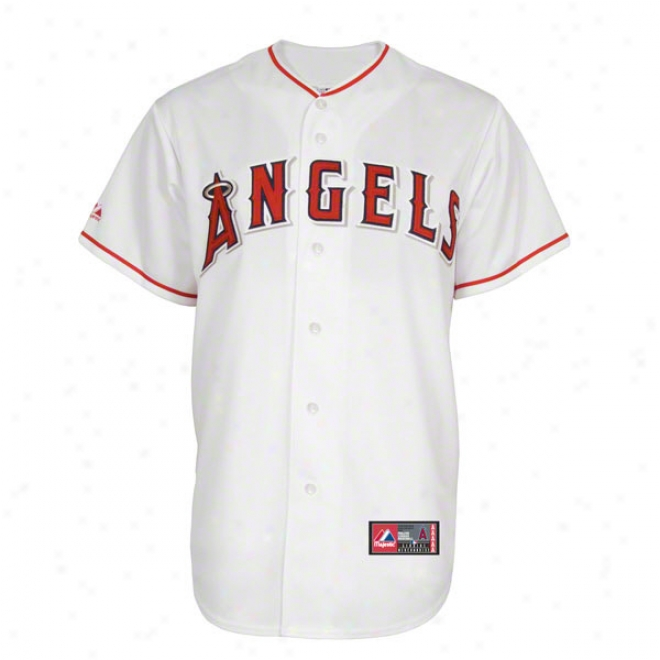 Los Angeles Angels Of Anaheim Home Mlb Replica Jersey