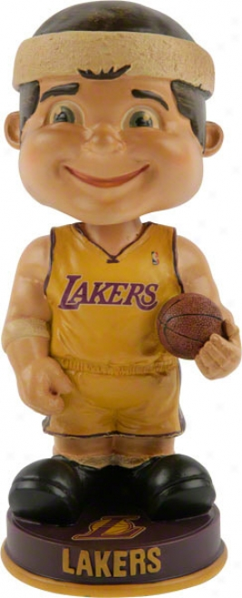 Los Angeles Lakers Vintage Bobble