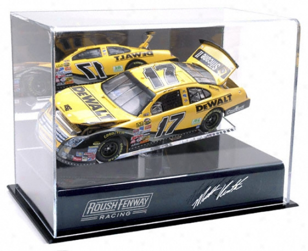 Matt Kenseth 1/24th Die Cast Parade Case With Platform