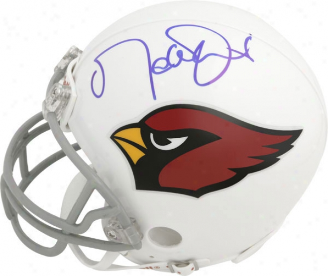 Matt Leinart Arizona Cardinals Autographed Mini Helmet