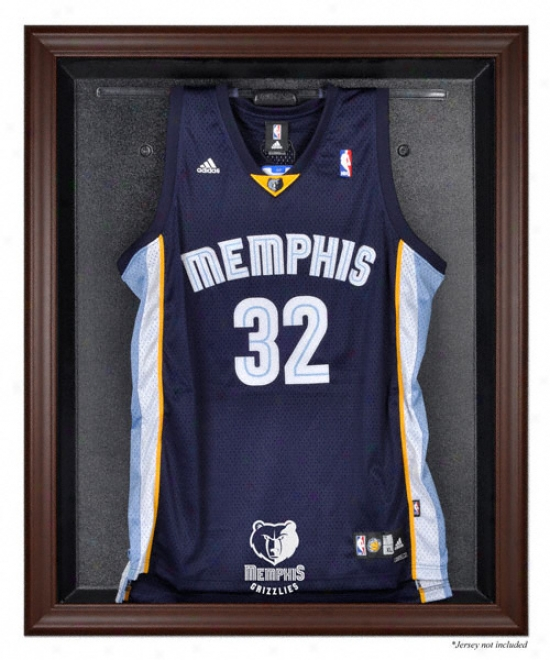Memphis Grizzlies Jersey Display Case