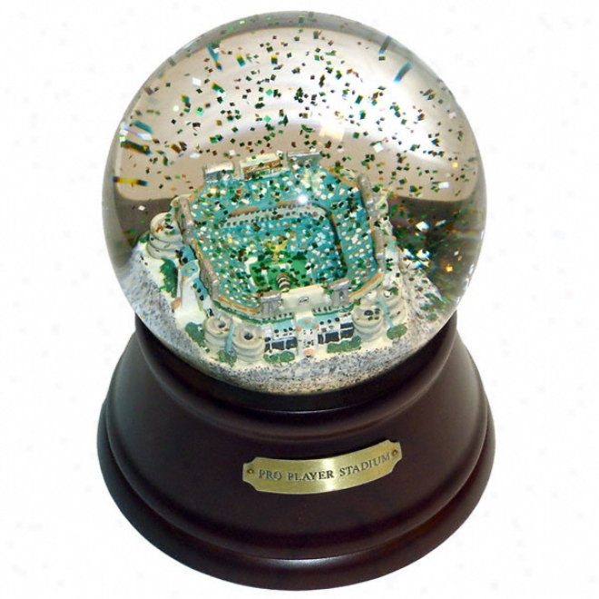 Miami Dolphins - Pro Player Stadium Stadium Replica - Platinum Series