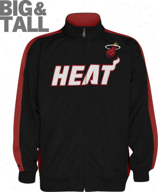 Mimi Heat Big & Tall In The Paint Track Jacket
