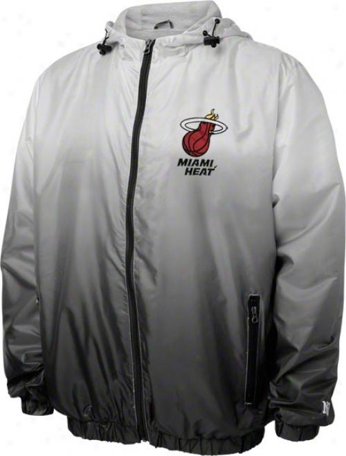 Miami Heat Victory Gradient Full-zip Lightweight Jerkin