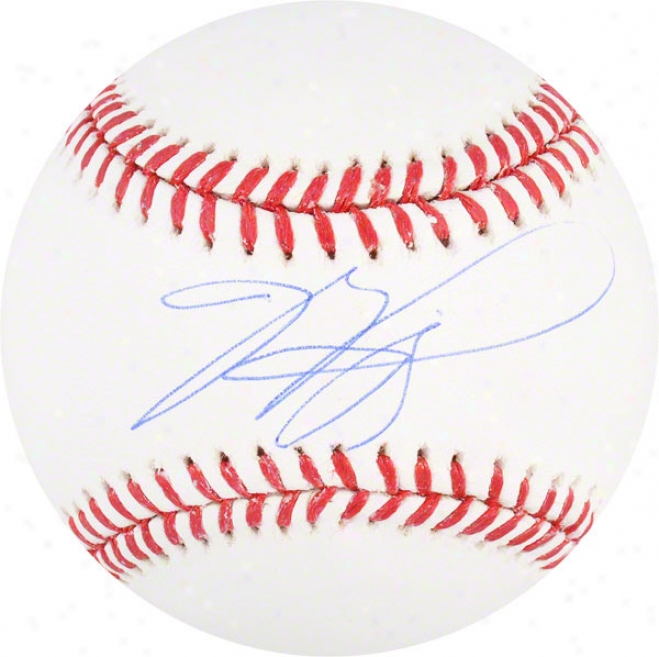 Mike Piazza Autographed Mlb Baseball  Details: New York Mets