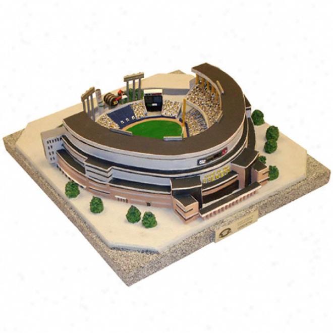Milwaukee Brewers - County Stadium Replica - Platinum Series