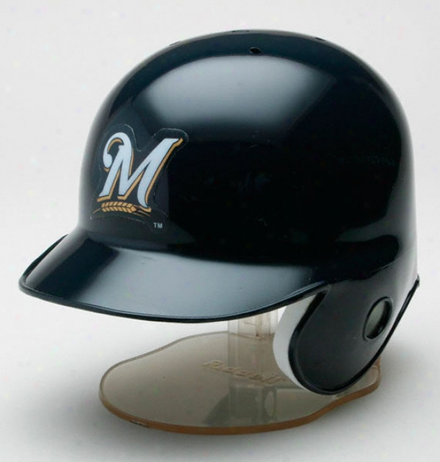 Milwaukee Brewers Riddell Mini Helmet