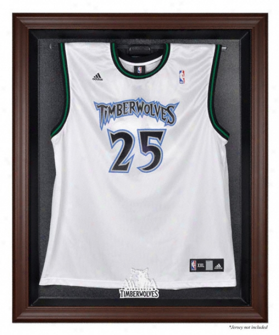Minnesota Timberwolves Jersey Display Case