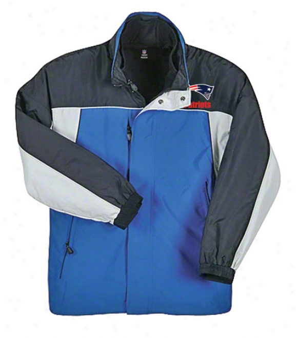 New Englznd Patriots Jacket: Reebok Teton Jacket