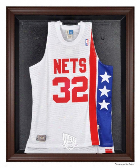 New Jersey Nets Jersey Display Case