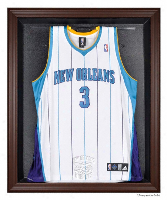 New Orleans Hornets Jersey Display Case