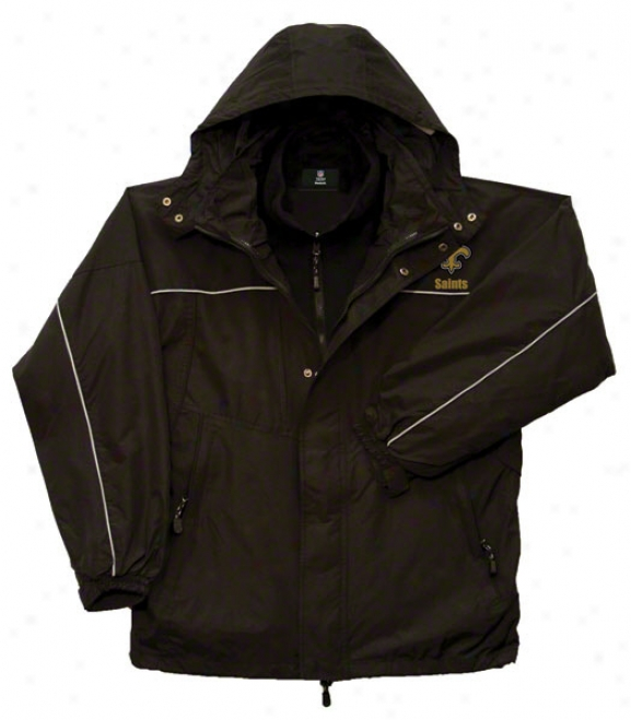 New Orleans Saints Jacket: Reebok Teton Jacket