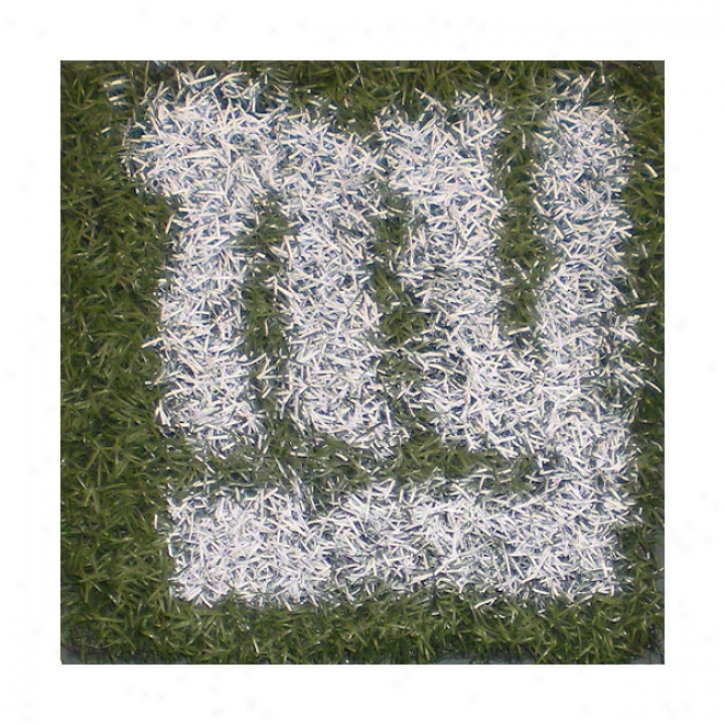 New York Giants Game Used Turf