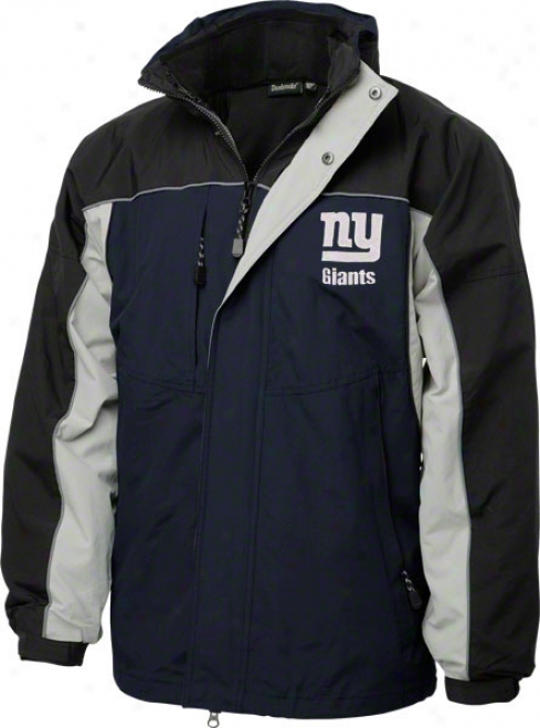New York Giants Jacket: Reebok Teton Jacket