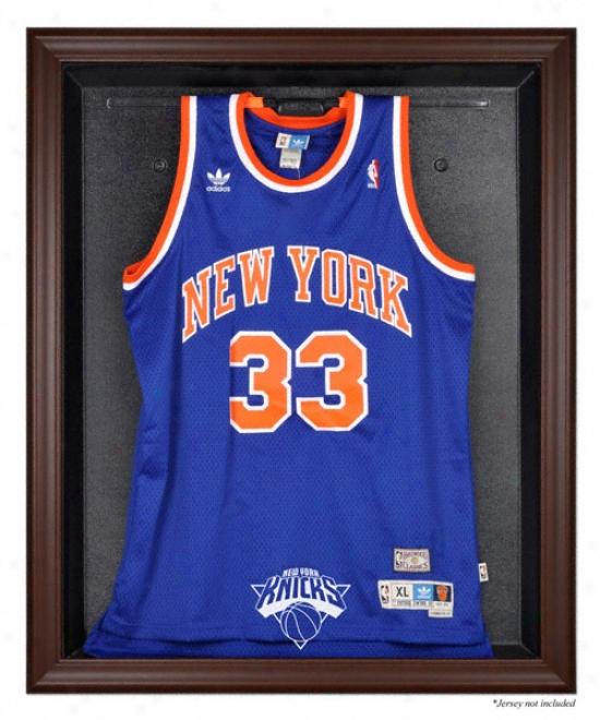 New York Knicks Jersey Display Case
