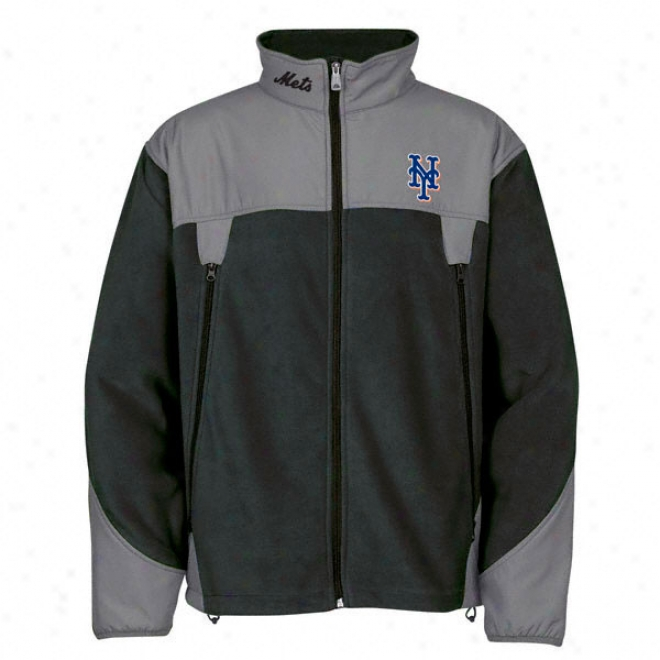 New York Mets Cumbre Full Zip Jerkin