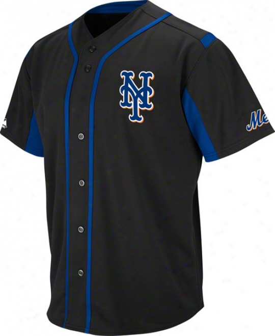 New York Mets Magnificent Wind-up Jersey