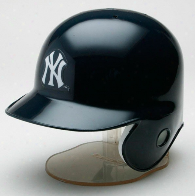 New York Yankees Riddell Mini Helmet