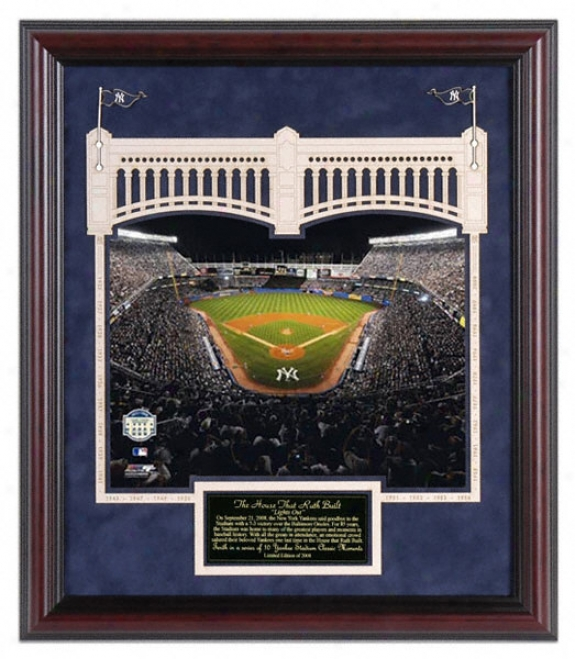 New York Yankees Yankee Stadium Closing Classic Moment # 10