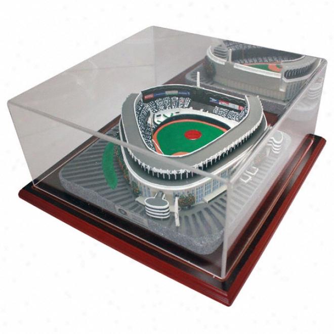 Unaccustomed York Yankees Yankee Stadium &quotfinal Pitch&quot Replica Witu Casr - Platinum Series