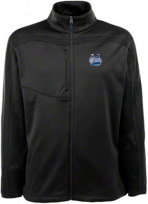 Nhhl Winter Classic 2912 Black Antigua Viper Fkeece Jacket