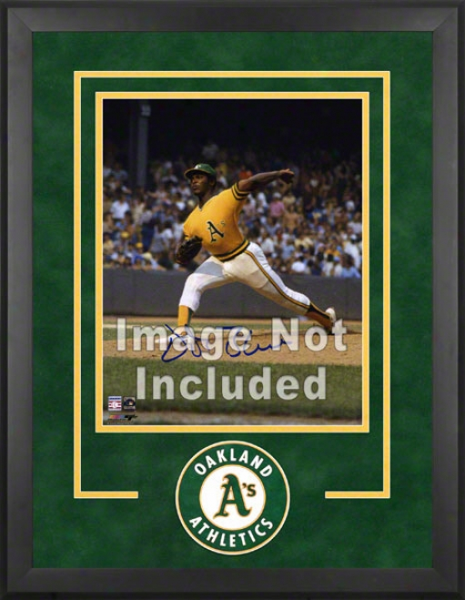 Oakland Athletics Deluxe 16x20 Vertical Photograph Frame