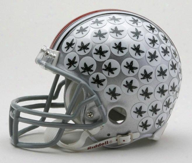Ohio State Buckeyes Riddell Mini Helmet