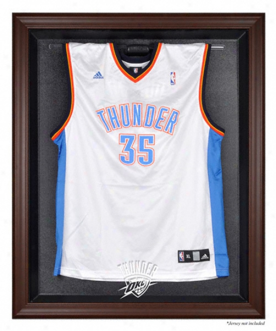 Oklahoma City Thunder Jersey Display Covering