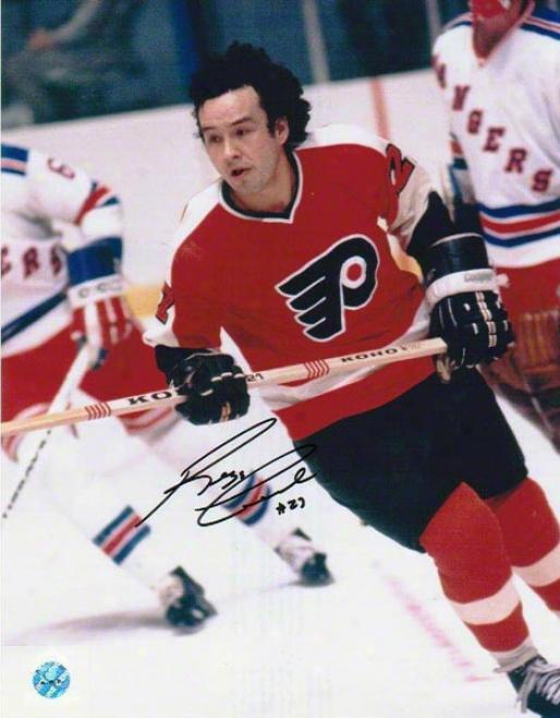 Orest Kindrachuk Autographed Philadelphia Flyers 8x10 Photo