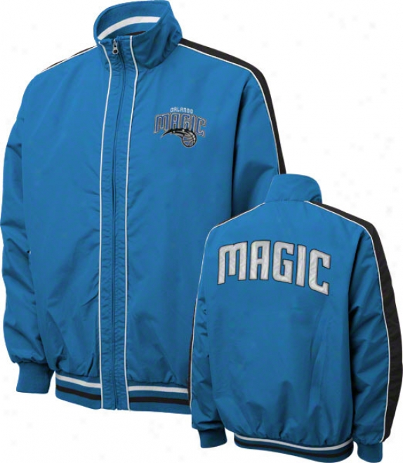 Orlando Magic Victorious Full-zip Lghtweight Jacket