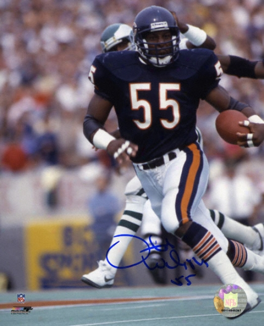 Otis Wilson Chicago Bears 8x10 Ajtographed Photograph